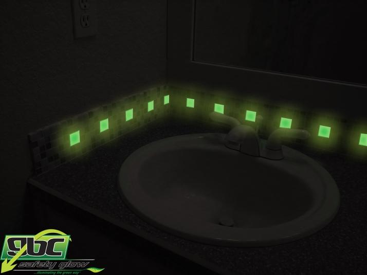 Joe Glow glass tiles review