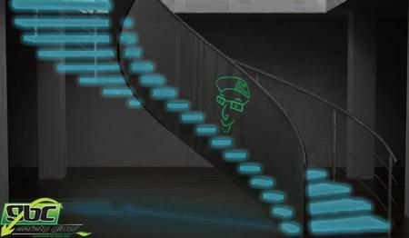Stairs Night